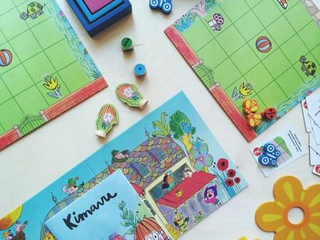 Играем с детьми: настольная игра «Кто меня видит» от Djeco