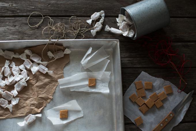Рецепт домашней карамели