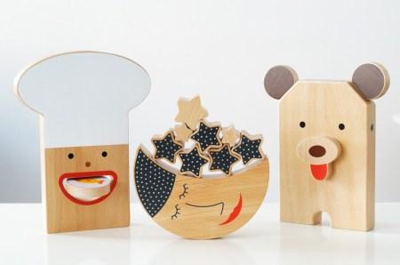 Покупки детям: деревянные игрушки Шуша
