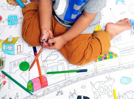 Семейный шоппинг: разукрасить весь мир