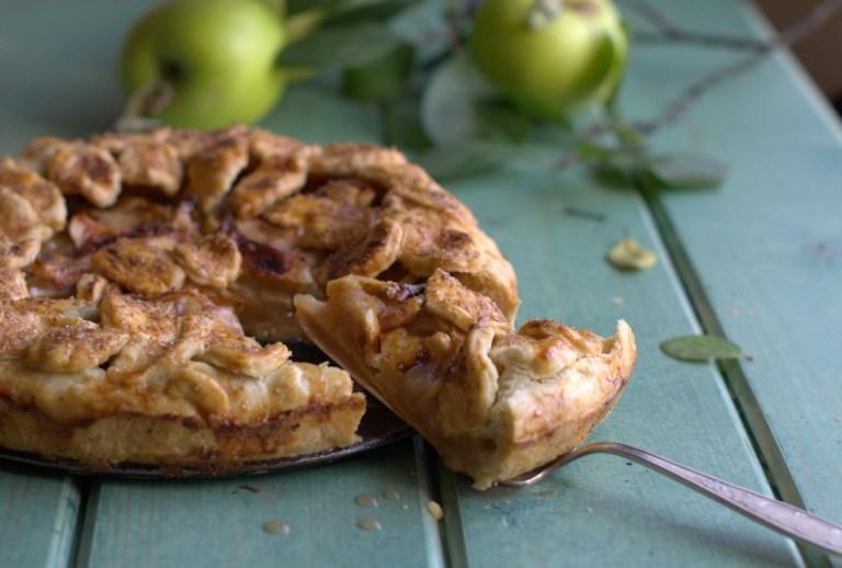 Рецепт американского яблочного пирога