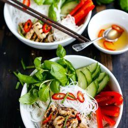 Salat s krevetkami ili kuricey (3)
