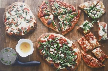 На кухне с Дашей: 5 вариантов самой вкусной домашней пиццы