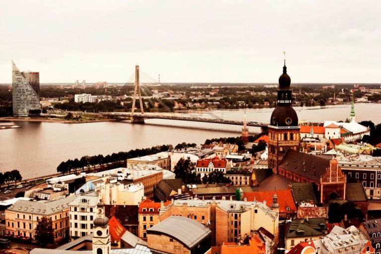 Морской воздух: путешествие по Прибалтике