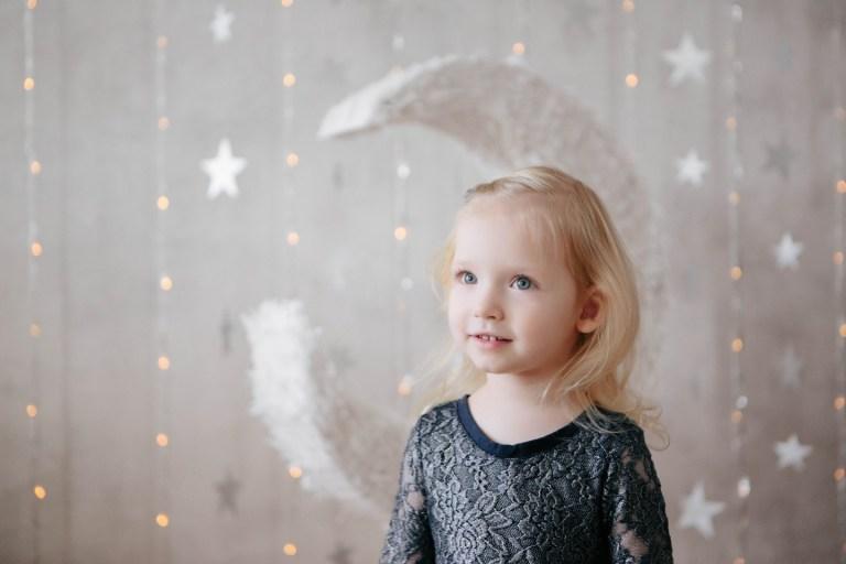 Маленькая звездочка: день рождения Евы