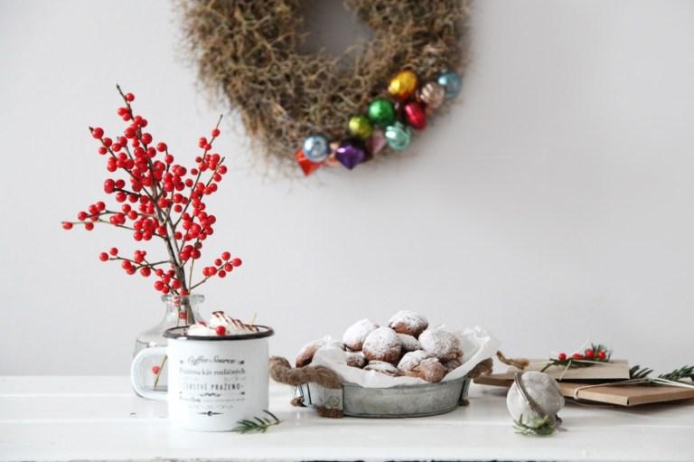 Рецепт французских рождественских пряников