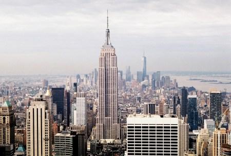 За океаном: путешествие в Нью-Йорк