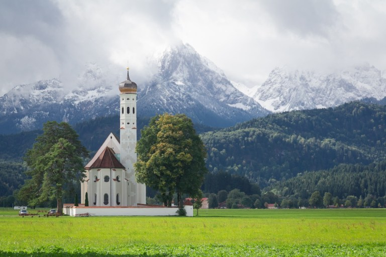 Луга и озера: путешествие в Баварию