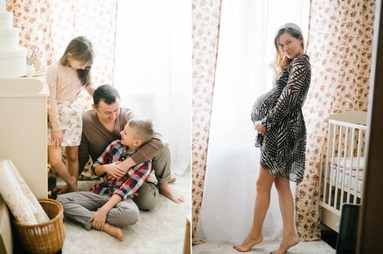 Счастья много не бывает: Настя, Семен, Ваня, Полина и пузожитель Василиса