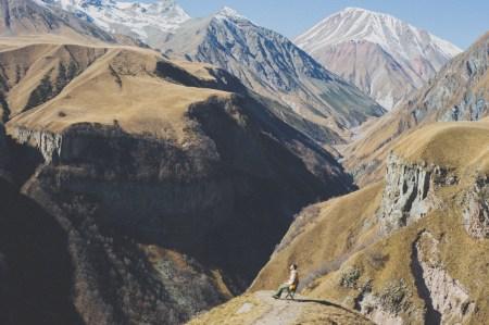 Навстречу осени: путешествие по Крыму, Кисловодску и Грузии