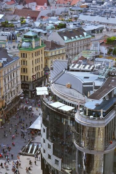 Классика и современность: прогулка по Вене