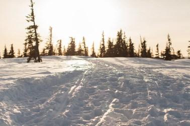 Прогулки по горам: репортаж из снежной Сибири