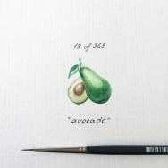 Еда в картинках: авокадо