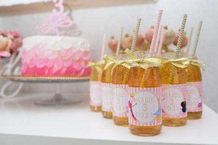 Праздник Принцессы Пеппы: третий день рождения Маши