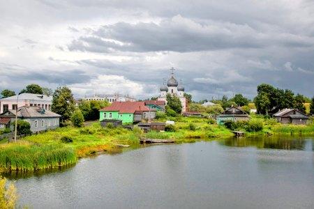Сокровищница истории: 10 старинных городов России