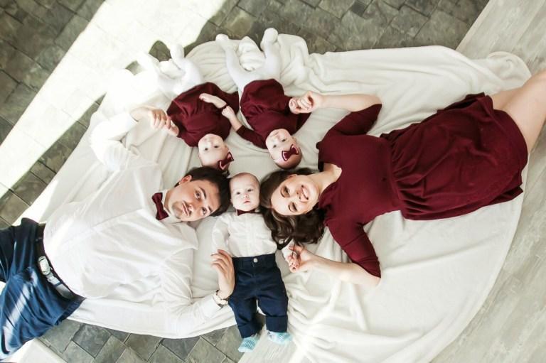 Втройне счастливые: интервью с мамами тройняшек