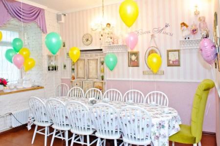 Детский праздник: интервью с основательницей «Домик Алисы»