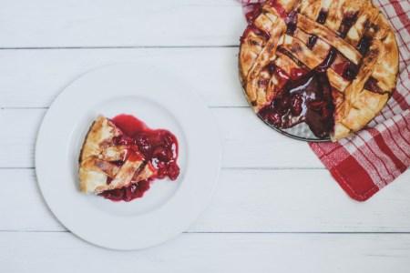 Рецепт вишневого пирога