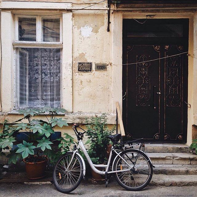 В уютном дворике: путешествие в Одессу