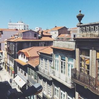 Под черепичной крышей: путешествие в Порту