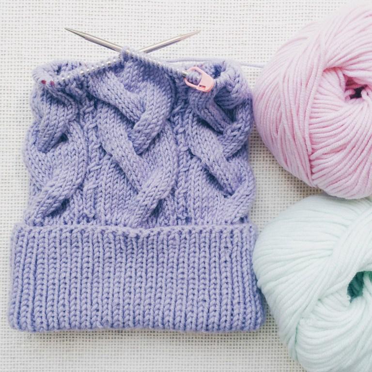 Теплые петельки: современное вязание