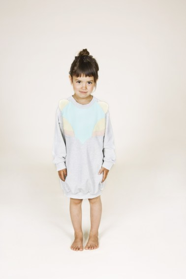 SS15 Nosey Nelly Dress
