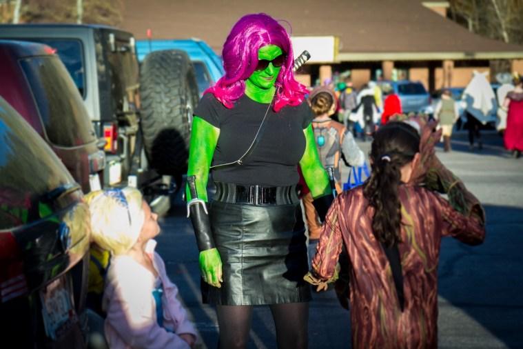 Страх и ужас в Калифорнии: как в Америке готовятся к Хэллоуину