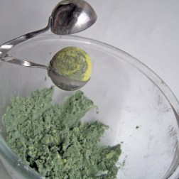 Сделай сам: мятно-цитрусовые бомбочки для ванны
