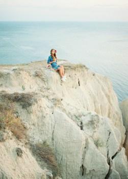 Наедине с природой: Екатерина в ожидании чуда