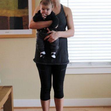 С мамой о маме: занятия спортом