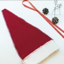 Сделай сам: новогодний колпак