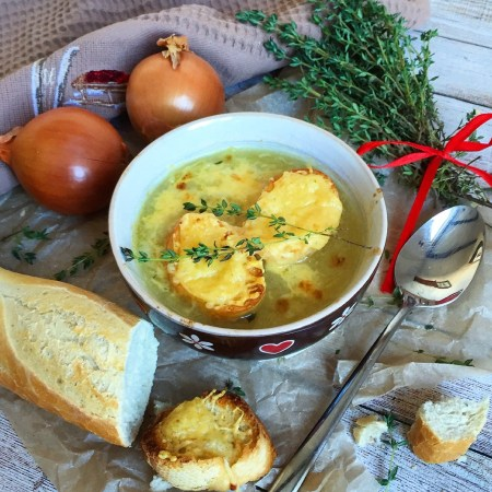 Рецепт лукового супа