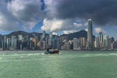 Вид сверху лучше: путешествие в Гонконг