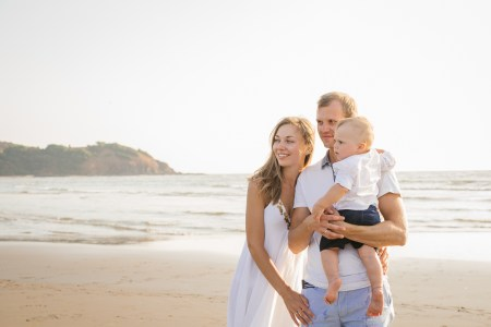 Family Story: Оля, Лёша и Рома