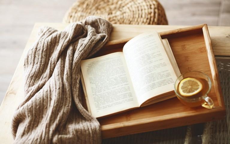 Осенняя подборка уютных книг