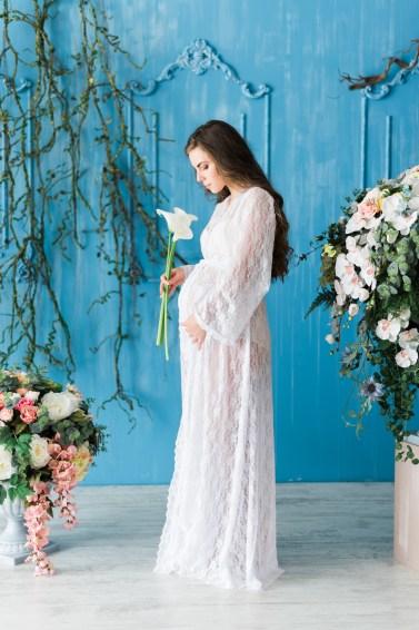 Ирина в ожидании малыша