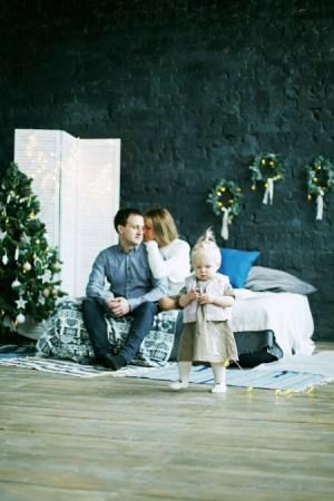 Алексей, Света и маленькая Варюша