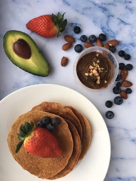 Рецепт шоколадно-ореховой нутеллы из авокадо