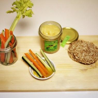 Медово-оливковая заправка для салатов