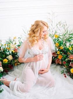 Наталья в ожидании малыша