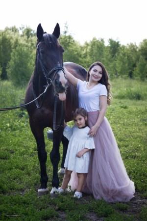 Фотосессия с благородным Одри