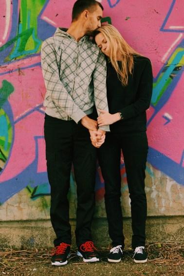 Любовь и граффити