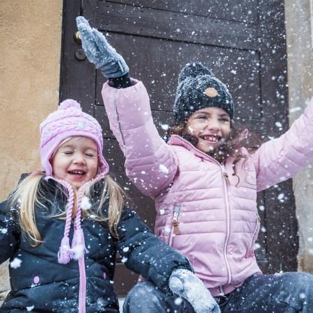 Одеваем ребенка зимой вместе с ru.babyshop.com