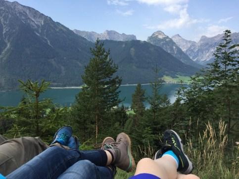 Сказочное путешествие в Тирольские Альпы