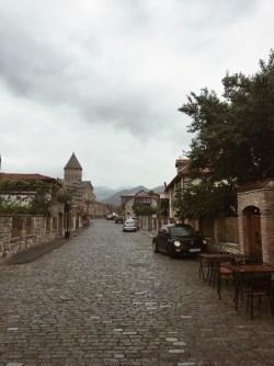 Россия/Грузия — Georgian Military road