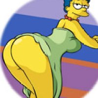 Marge Simpsons Ginormous tits