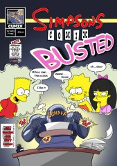 The Simpsons – Busted