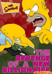The Simpsons – The Revenge of a New Billionaire