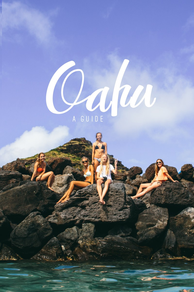 A local's guide to Oahu