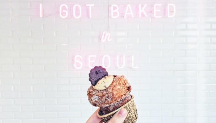 My favorite desserts in Seoul